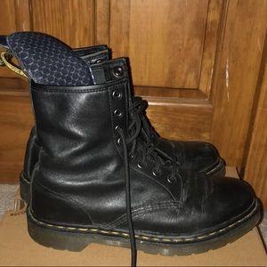 Dr. Martens Shoes - Dr Martens 1460W Black  US size 10